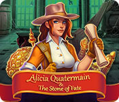 Alicia Quatermain and The Stone of Fate