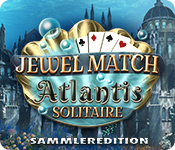 Jewel Match Solitaire: Atlantis Sammleredition