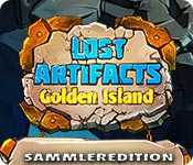 Lost Artifacts: Golden Island Sammleredition