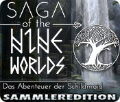 Saga of the Nine Worlds: Das Abenteuer der Schildmaid Sammleredition