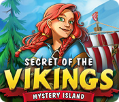 Secrets of the Vikings: Mystery Island